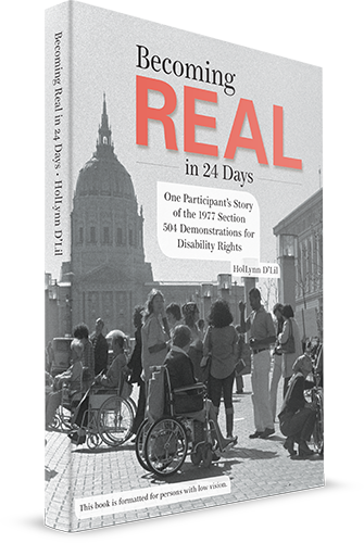 Becoming Real in 24 Days Book by HolLynn D'Lil